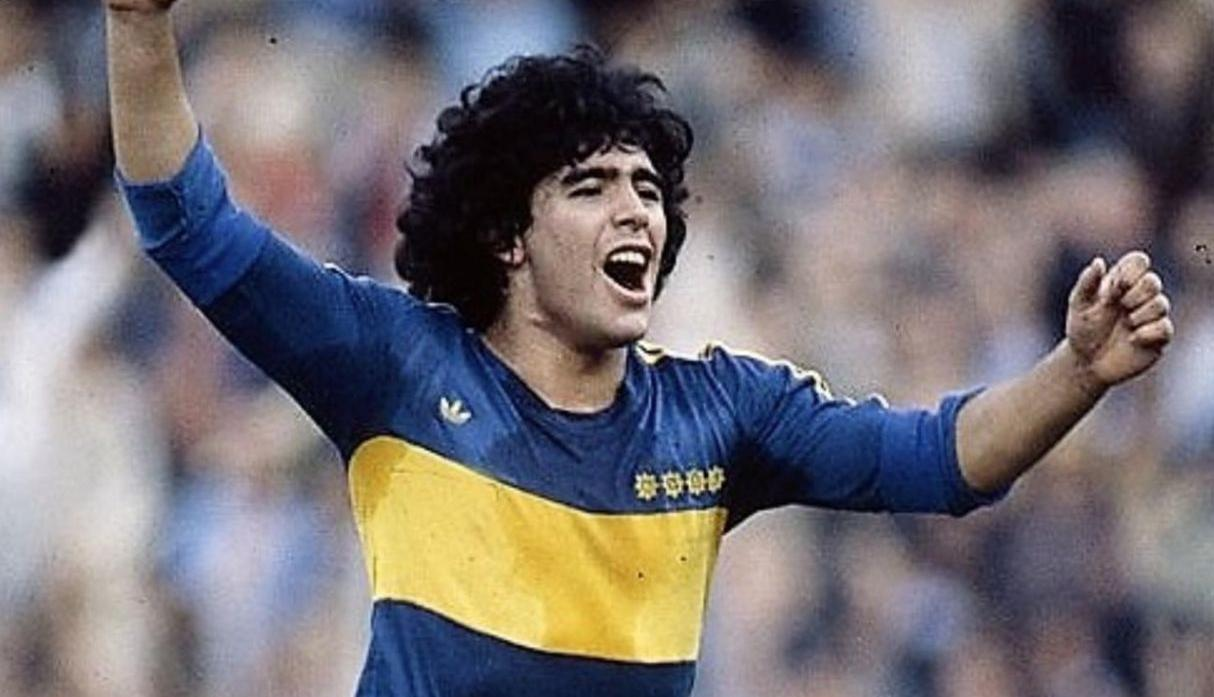 Diego Maradona | Boca Juniors. (Getty Images)