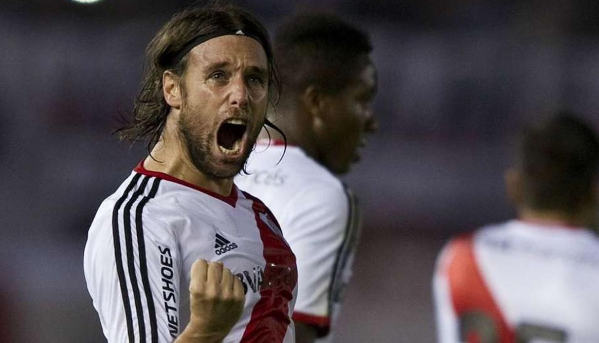 Fernando Cavenaghi | River Plate. (Getty Images)