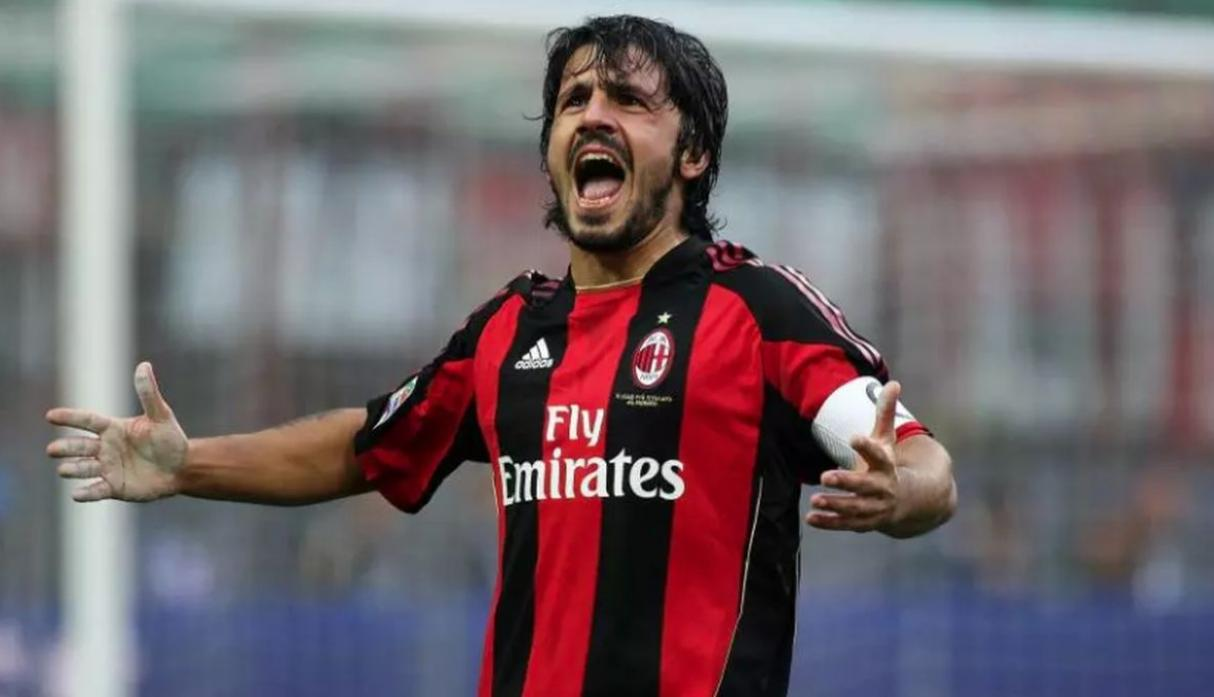 Gennaro Gattuso | AC Milan. (Getty Images)
