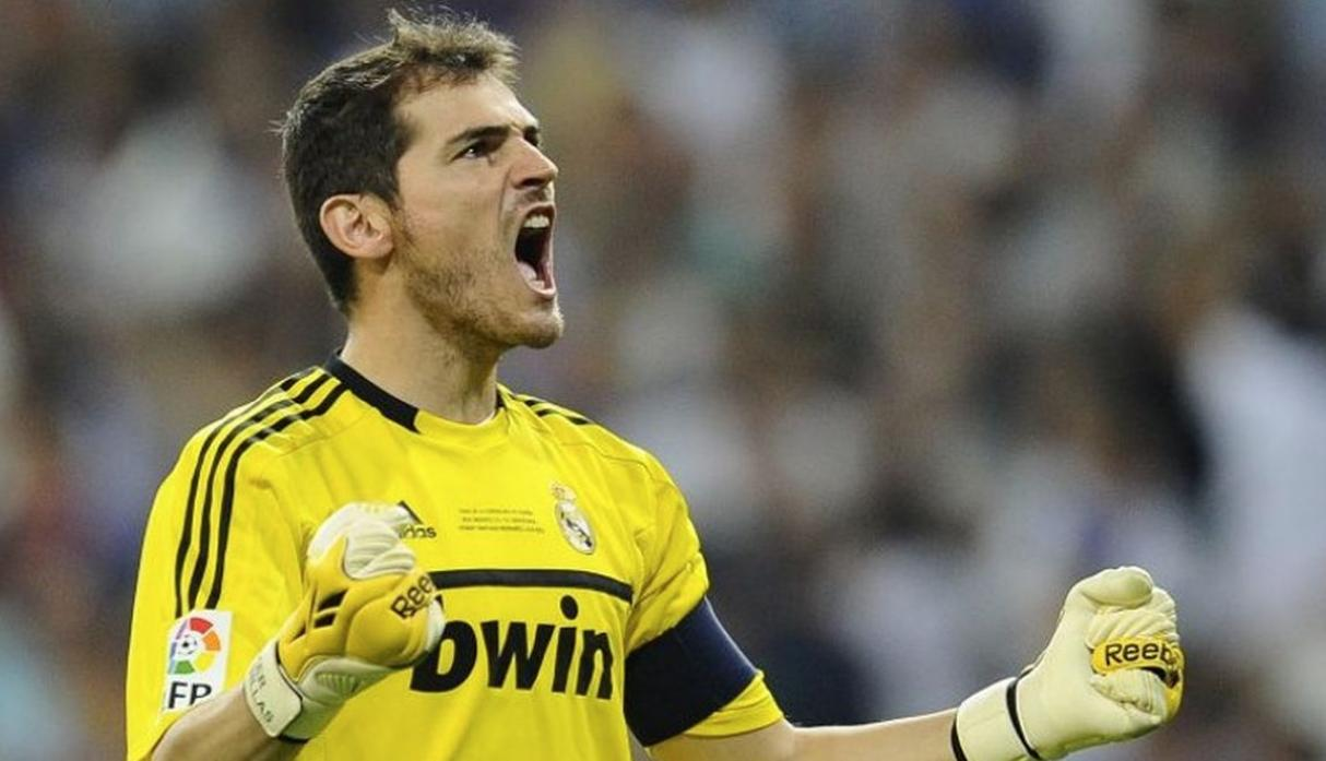Iker Casillas | Real Madrid. (Getty Images)