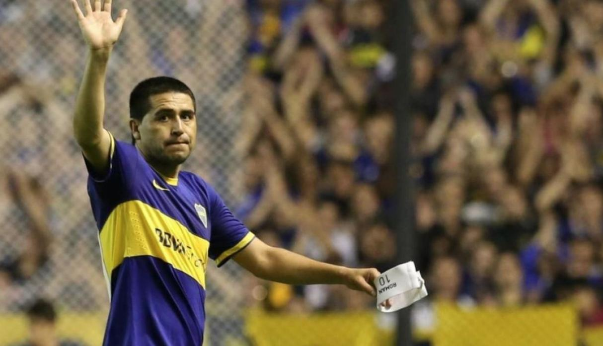 Juan Roman Riquelme | Boca Juniors. (Getty Images)