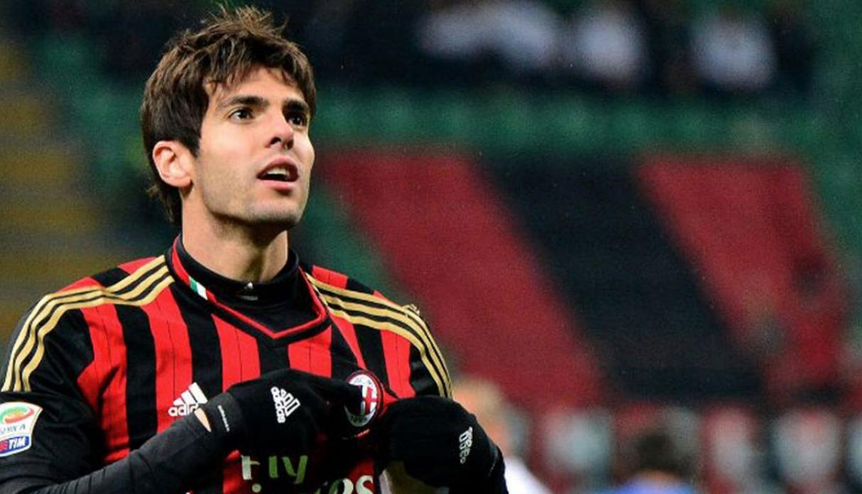 Kaká | AC Milan. (Getty Images)