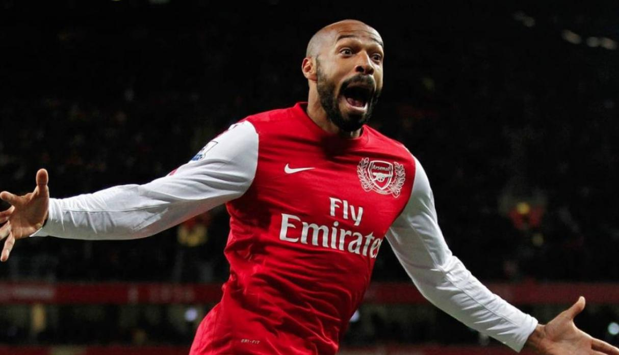 Thierry Henry | Arsenal. (Getty Images)