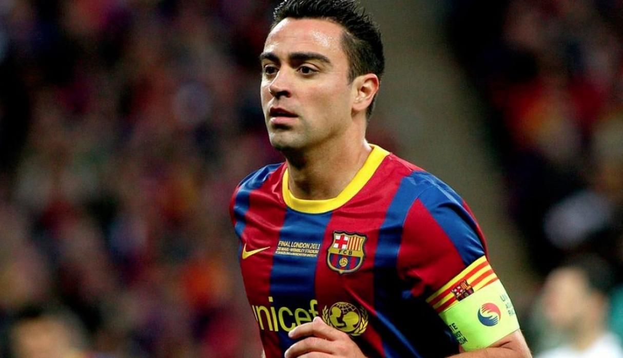 Xavi | Barcelona. (Getty Images)