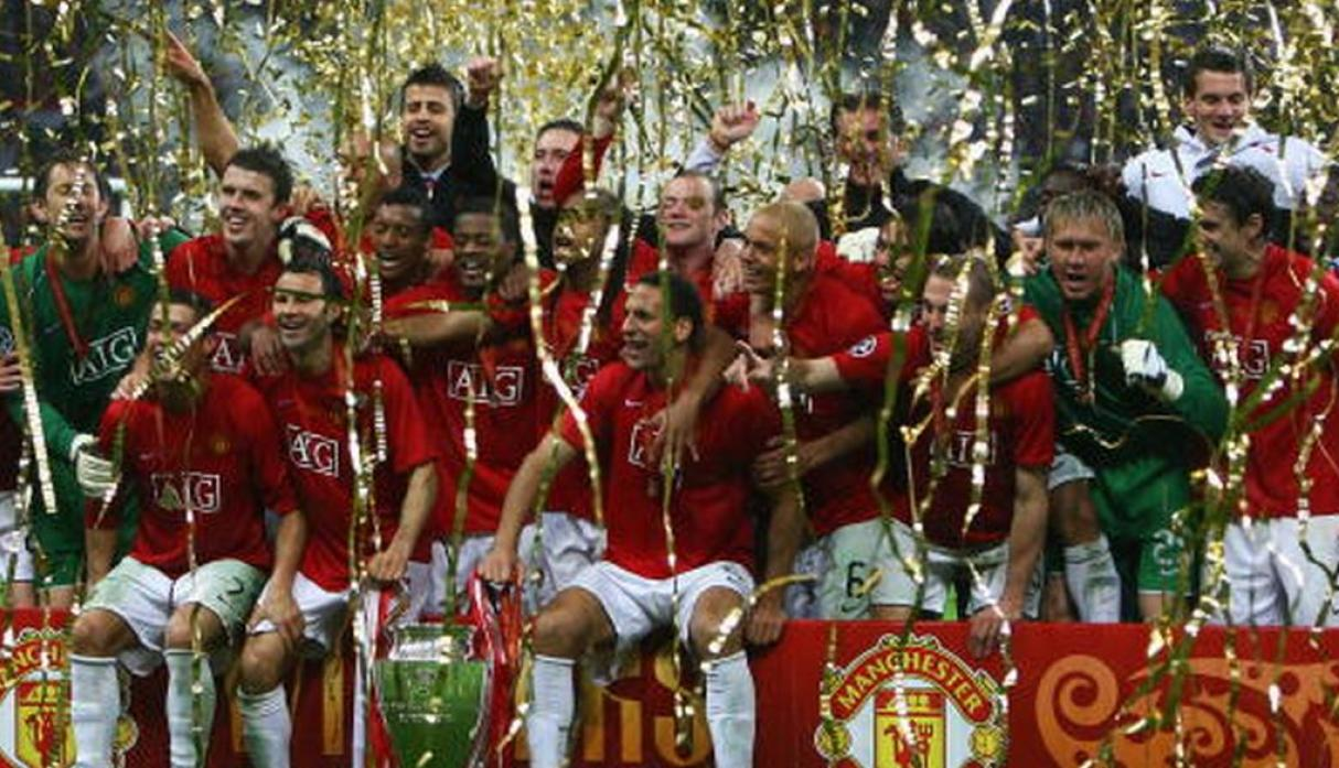 6. Manchester United