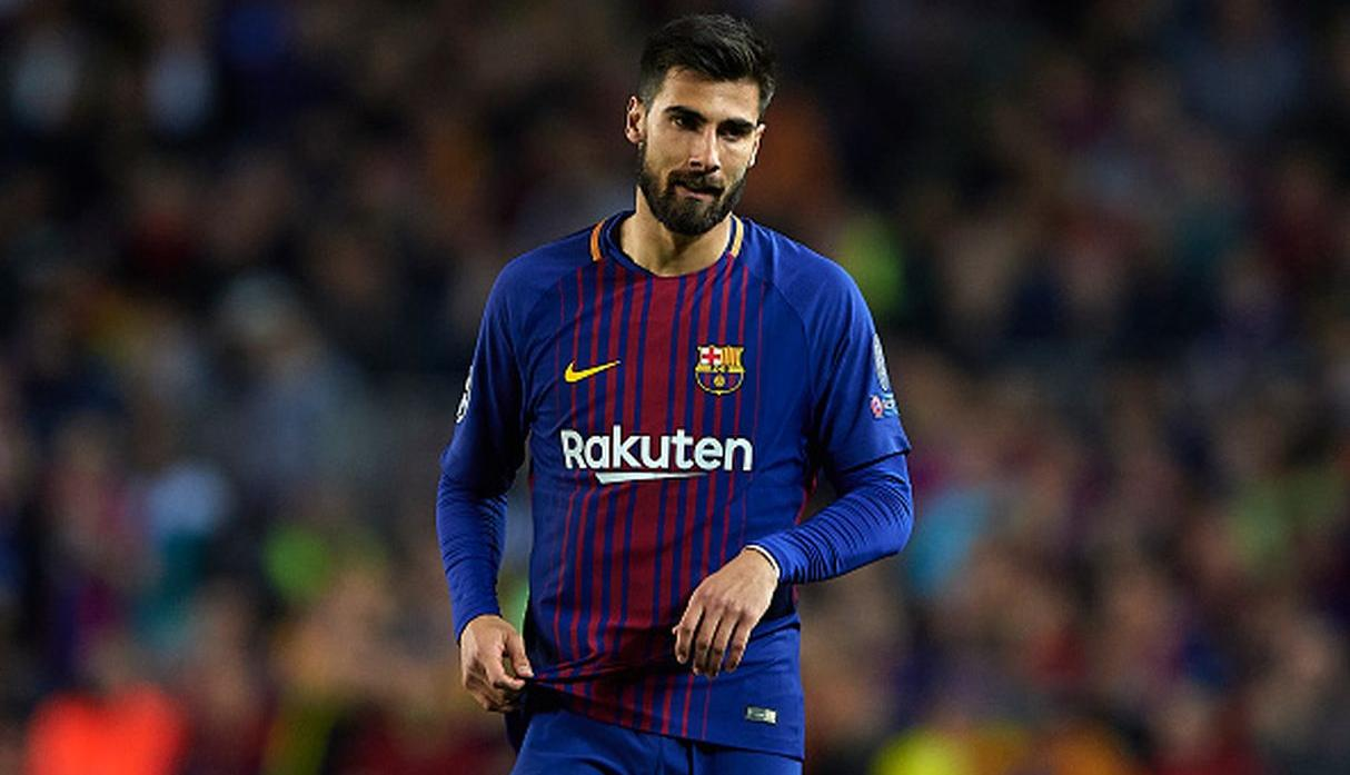 André Gomes. (Getty / AP / AFP)