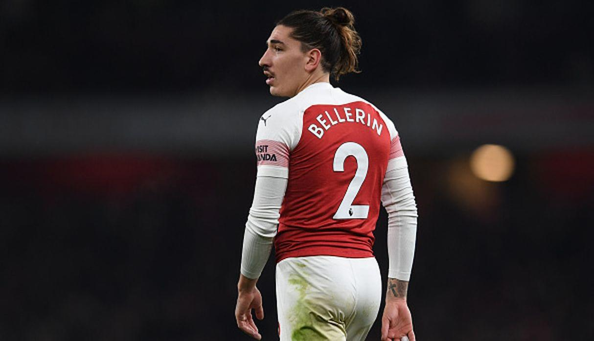 Bellerin. (Getty)