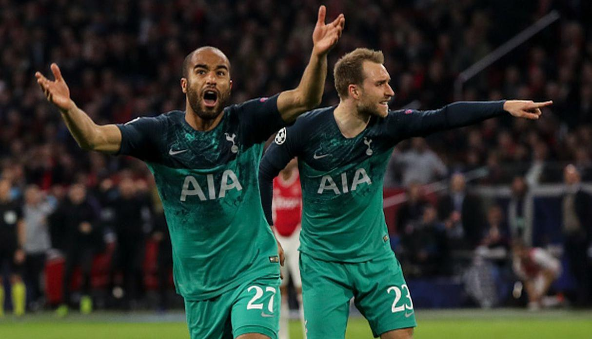 Lucas Moura. (Getty Images)