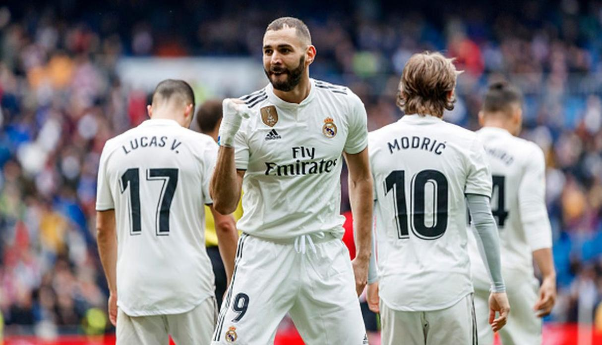 Real Madrid. (Getty Images)