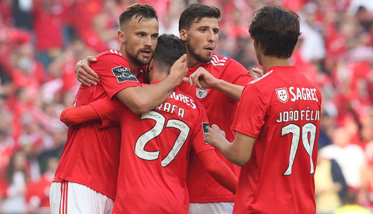 Benfica. (Getty Images)