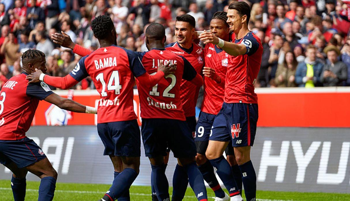 Lille LOSC. (Getty Images)