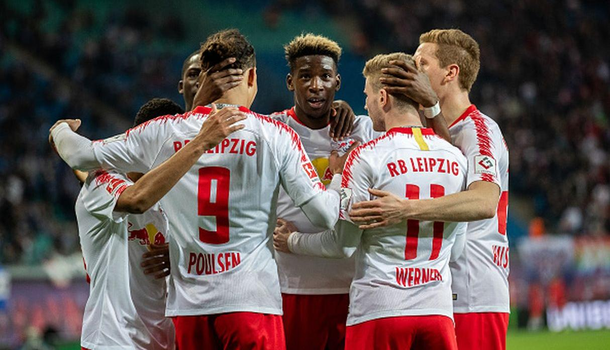 RB Leipzig. (Getty Images)