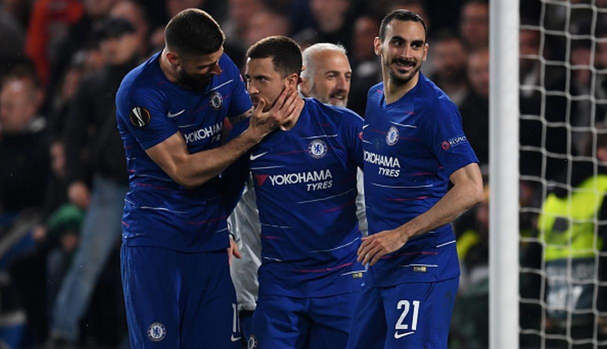 Chelsea. (Getty Images)