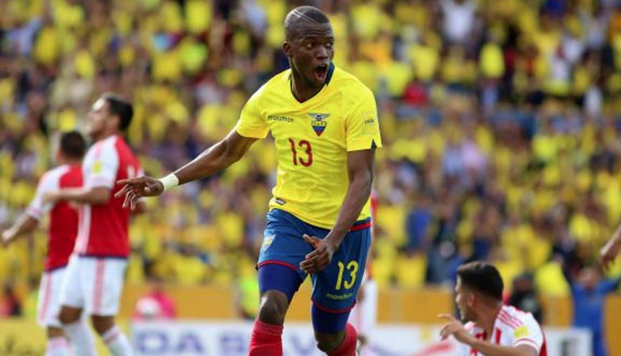 Enner Valencia. (Getty Images)