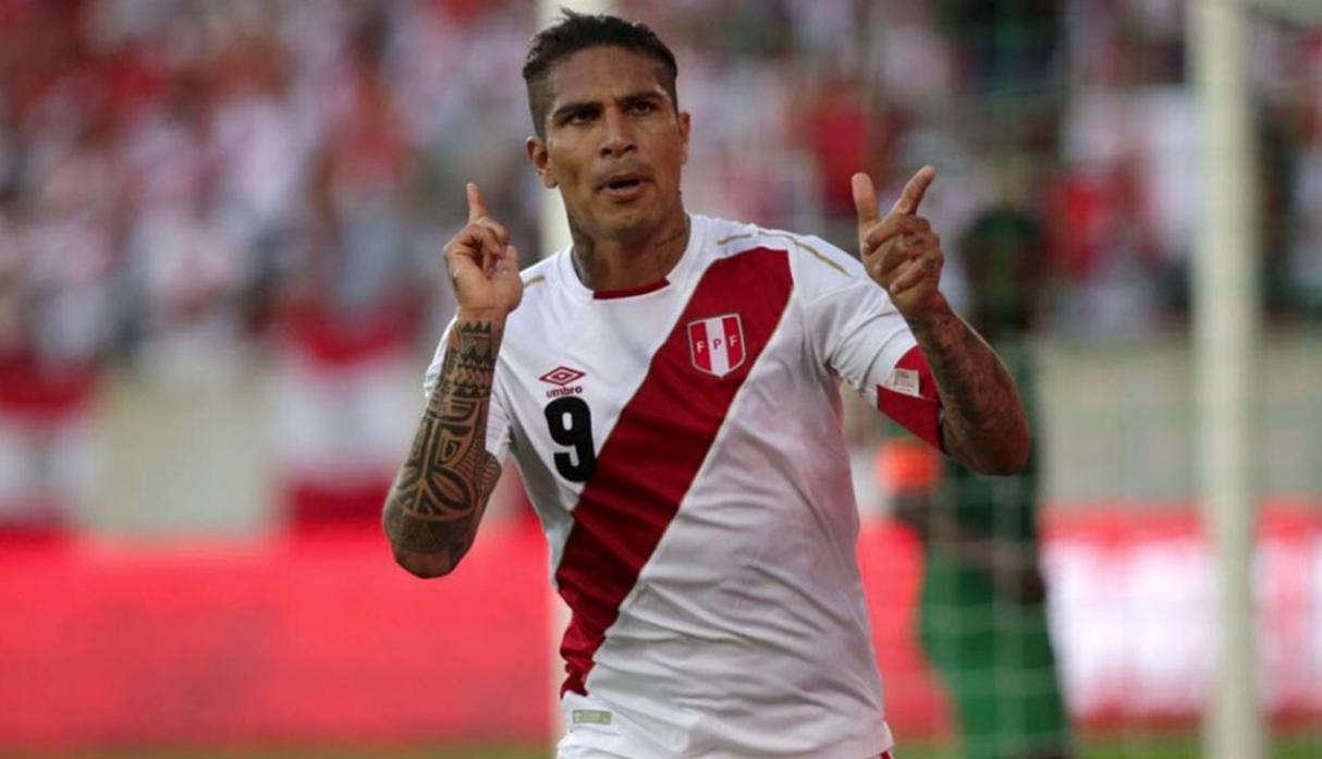 Paolo Guerrero. (Getty Images)