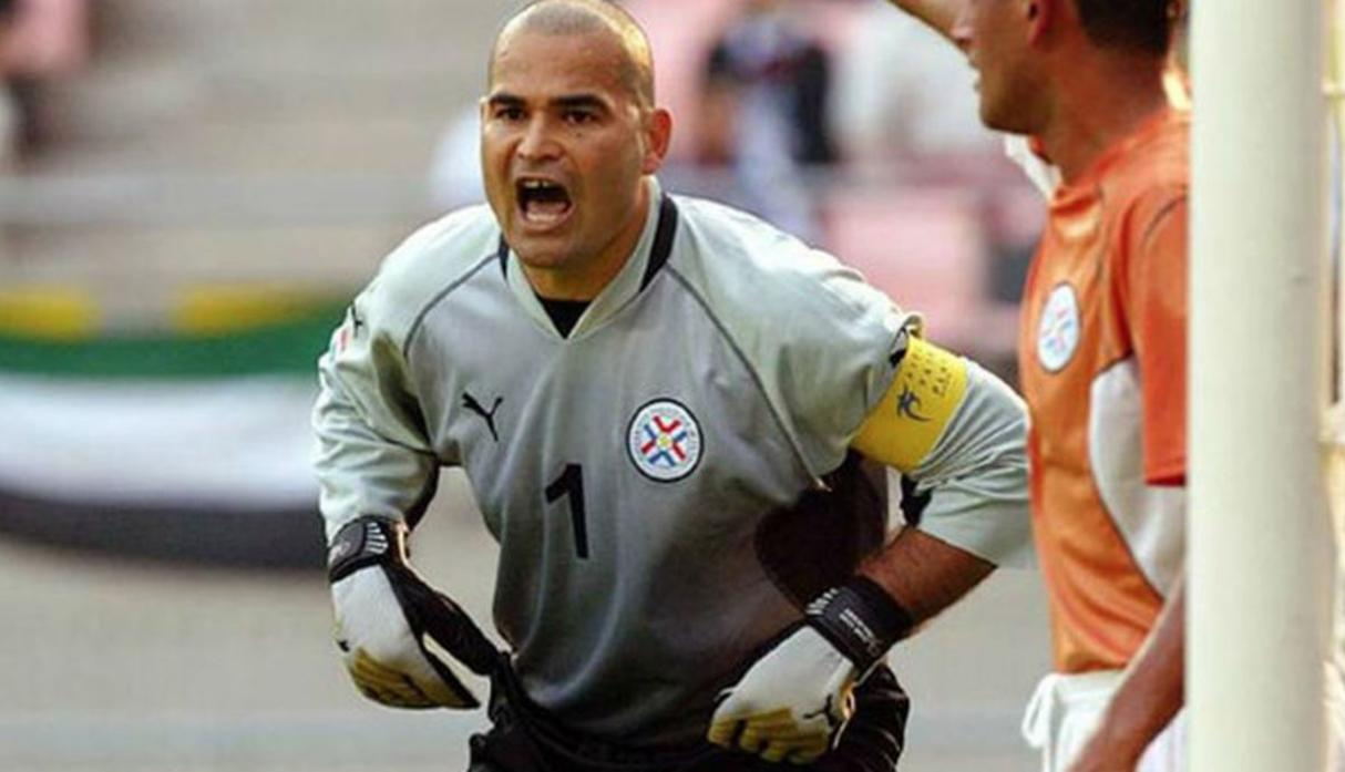 José Luis Chilavert | Paraguay. (Getty Images)