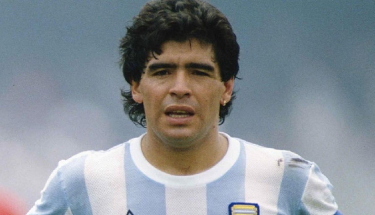 Diego Maradona | Argentina. (Getty Images)
