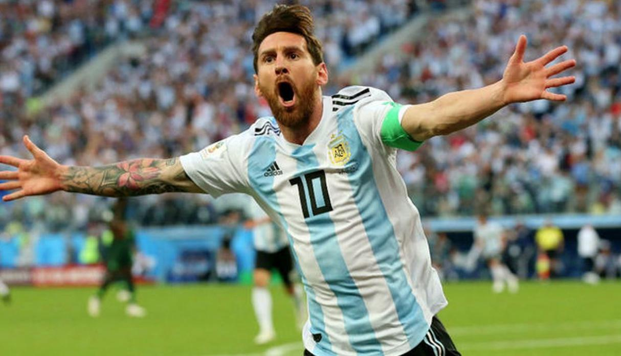 Lionel Messi. (Getty Images)