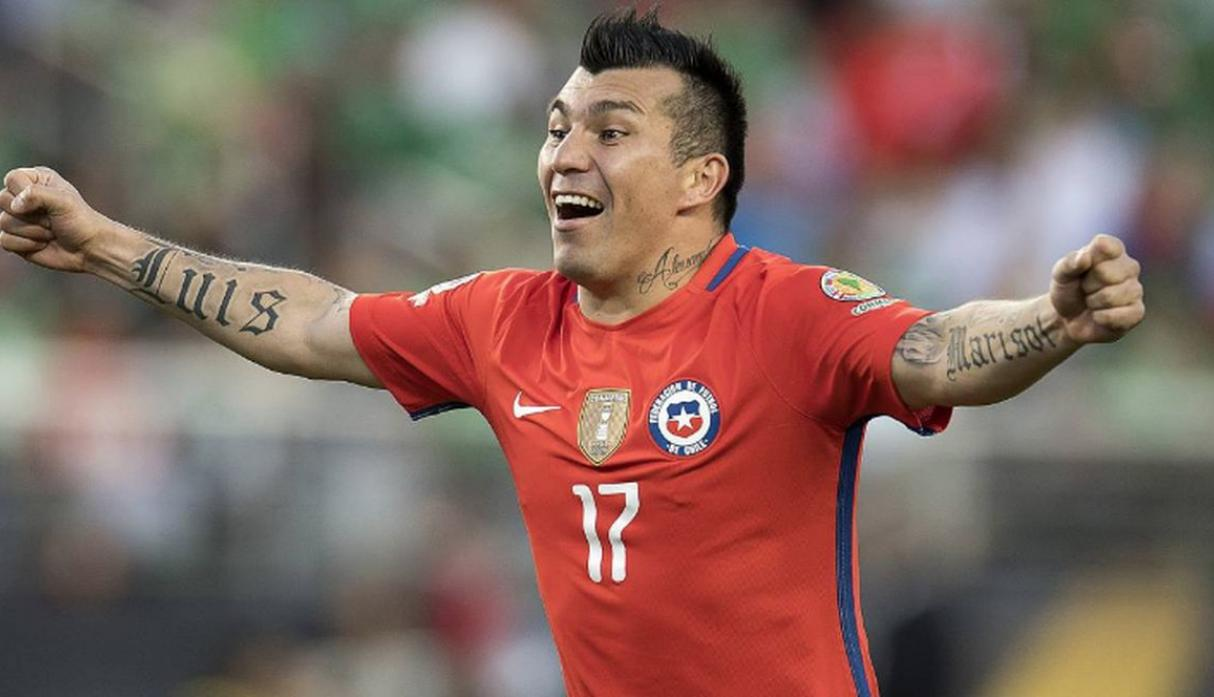 Gary Medel. (Getty Images)