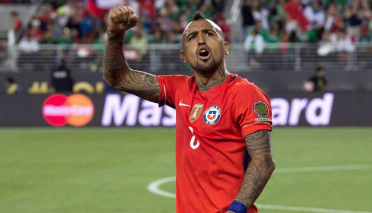 Arturo Vidal. (Getty Images)