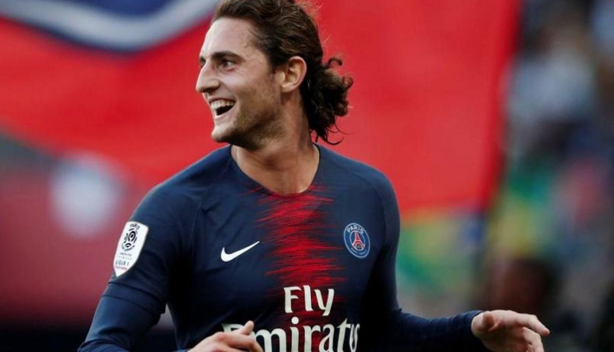 Adrien Rabiot | PSG. (Getty Images)