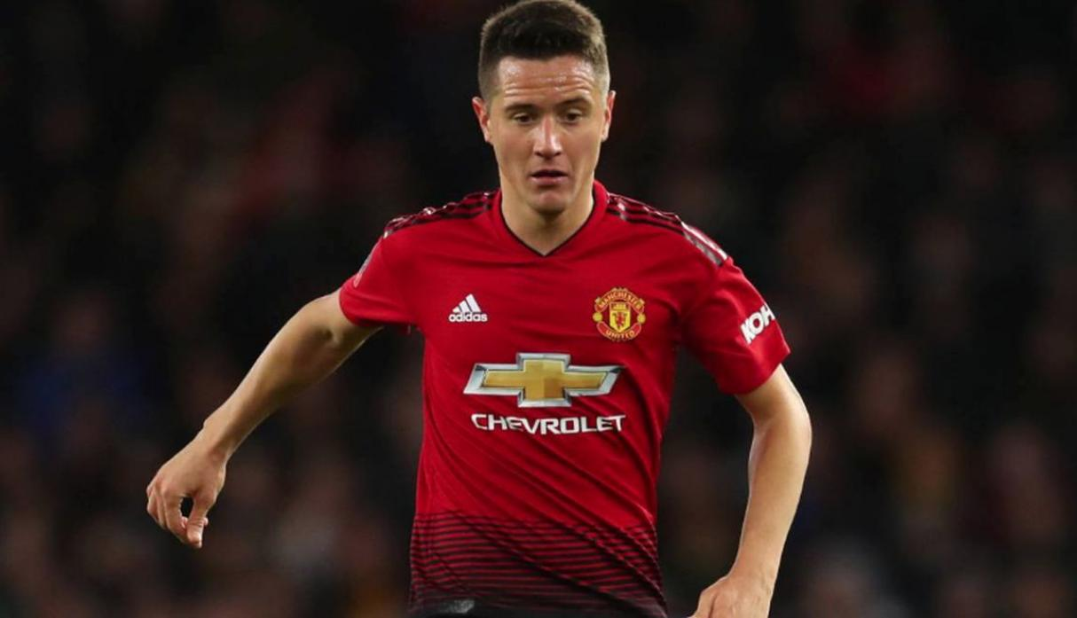 Ander Herrera | Manchester United. (Getty Images)