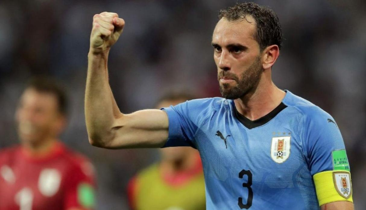 Diego Godín | Uruguay. (Getty Images)