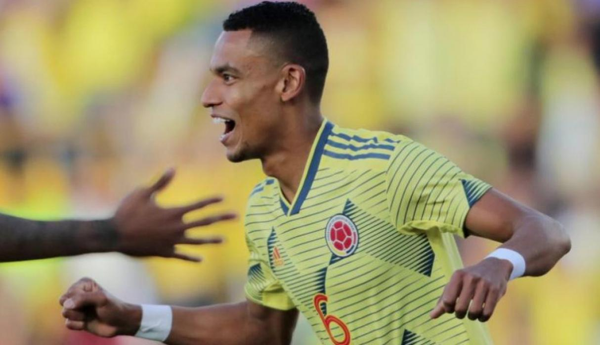 William Tesillo | Colombia. (Getty Images)