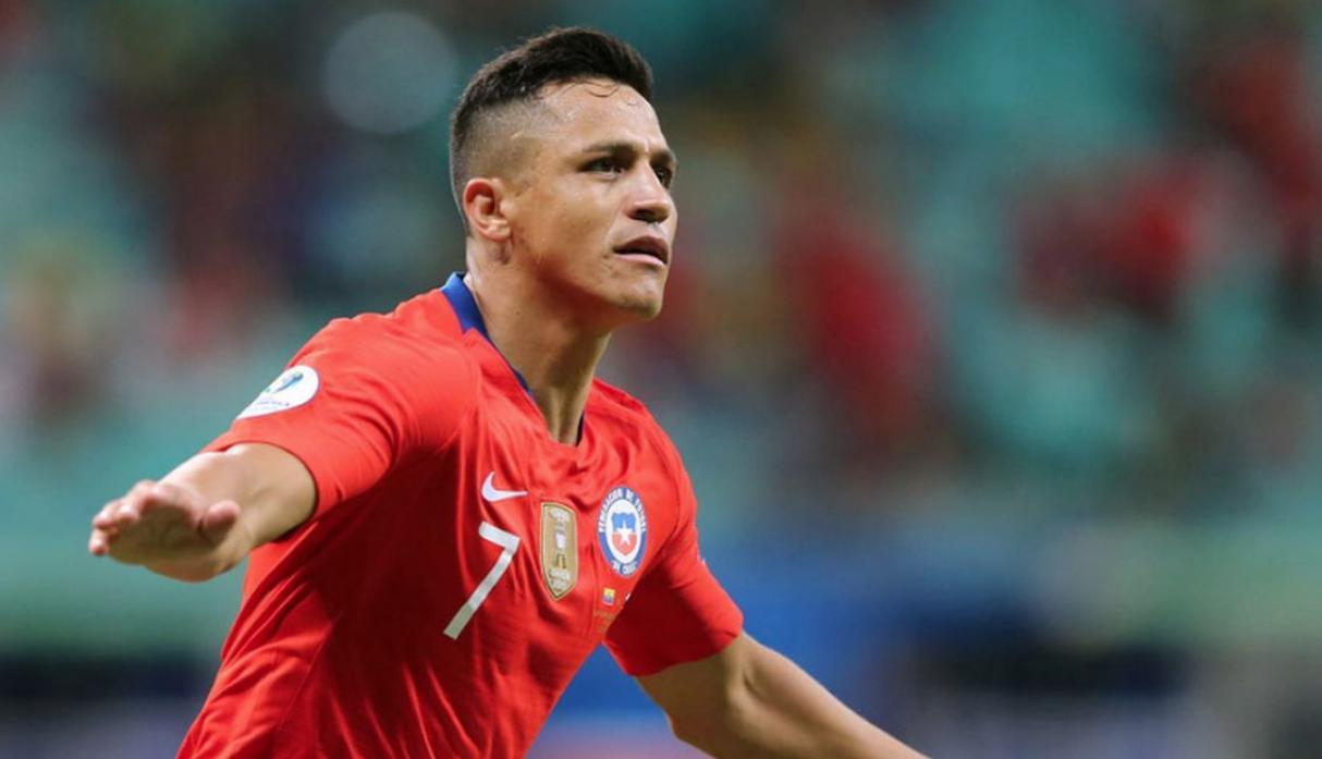 Alexis Sánchez | Chile. (Getty Images)