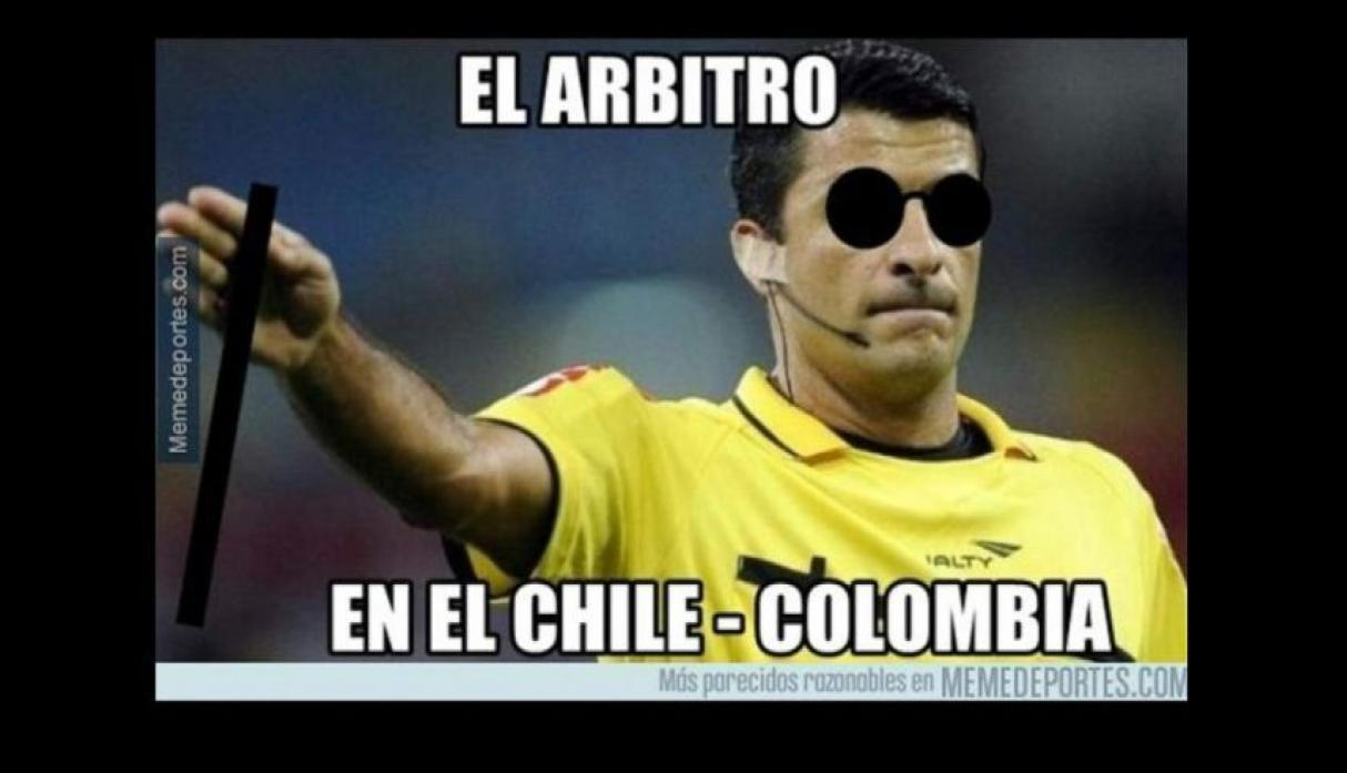 Colombia y Chile