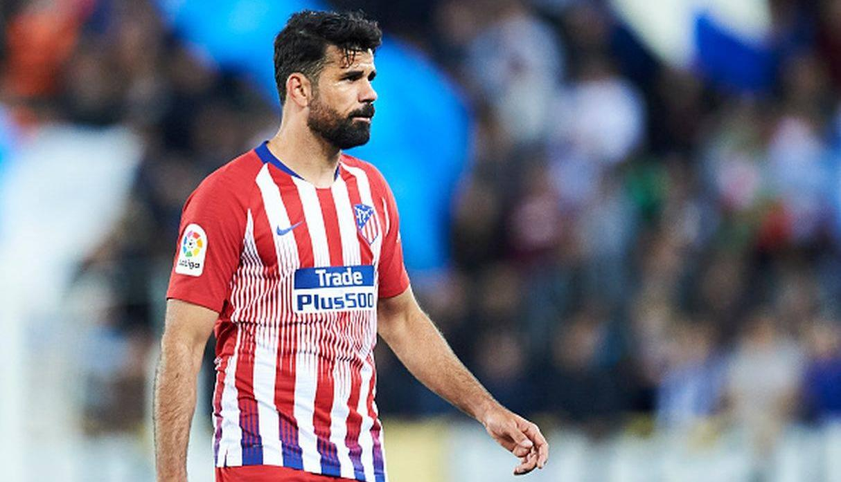 Diego Costa | Valor actual: 25,00 mill. € | Valor anterior: 40,00 mill. €. (Getty)
