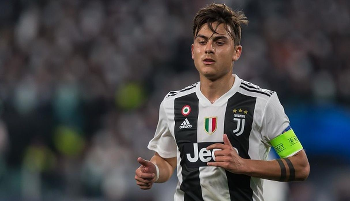 Dybala | Valor actual: 85,00 mill. € | Valor anterior: 110,00 mill. €. (Getty)
