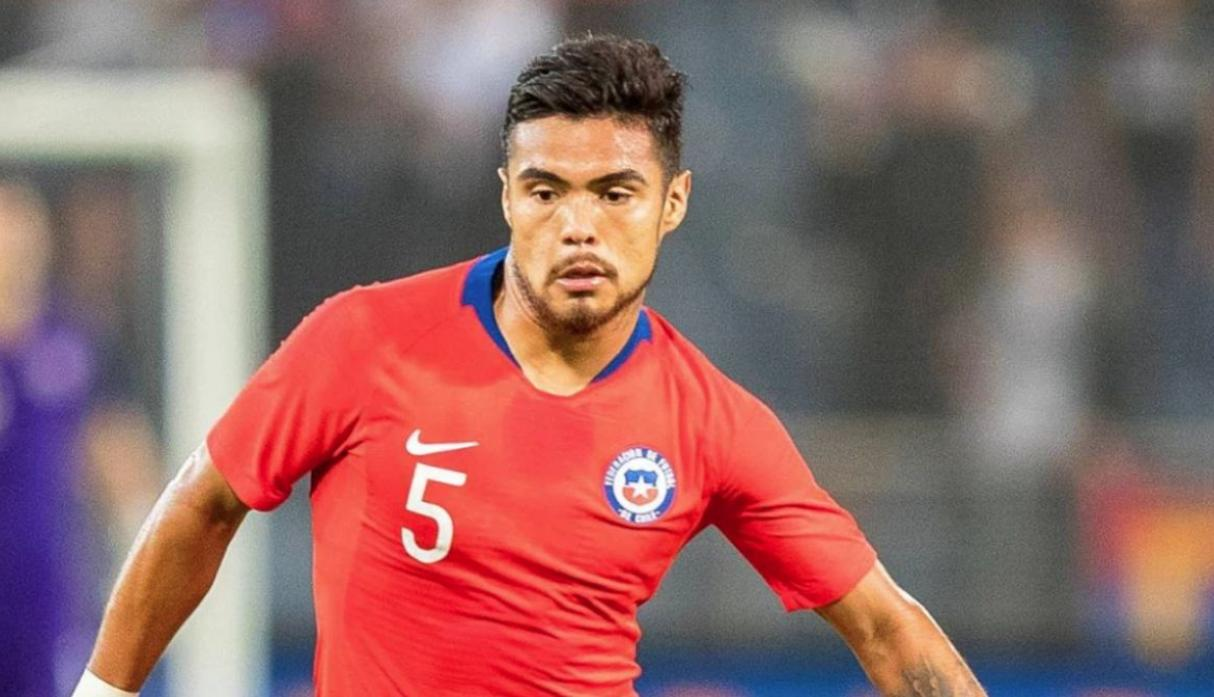 Paulo Díaz | Chile | 800 mil euros. (Getty Images)