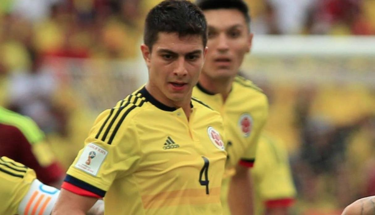 Stefan Medina | Colombia | 3,5 millones de euros. (Getty Images)