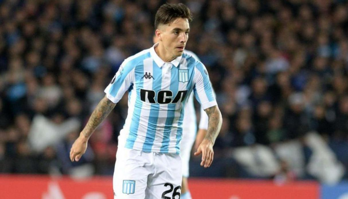 Renzo Saravia | Argentina | 5 millones de euros. (Getty Images)