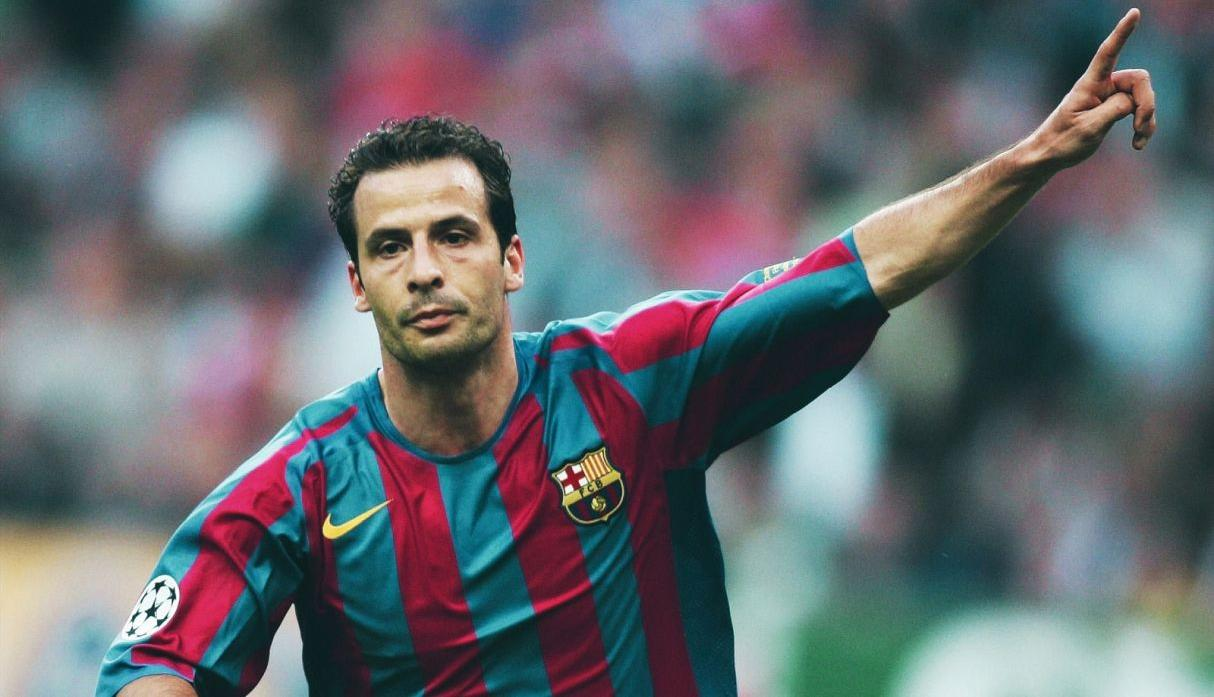 Ludovic Giuly (2004-2007)