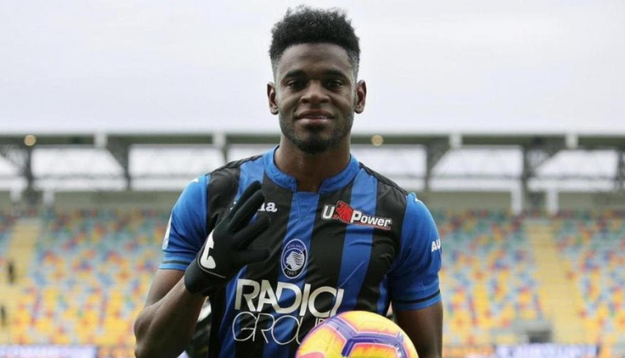 Duván Zapata. (Getty Images)