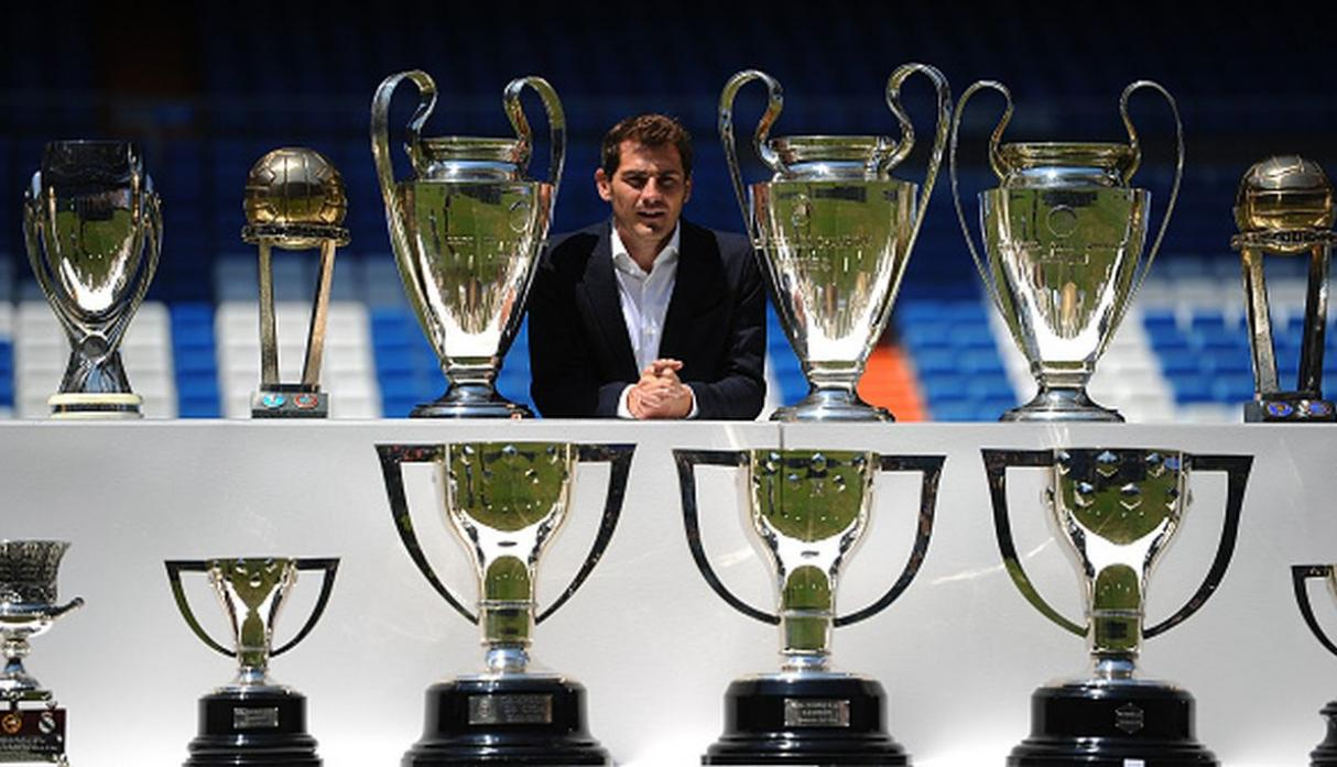 Iker Casillas. (Getty)