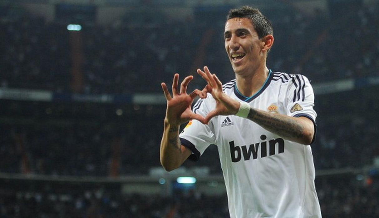 Di María. (Getty)