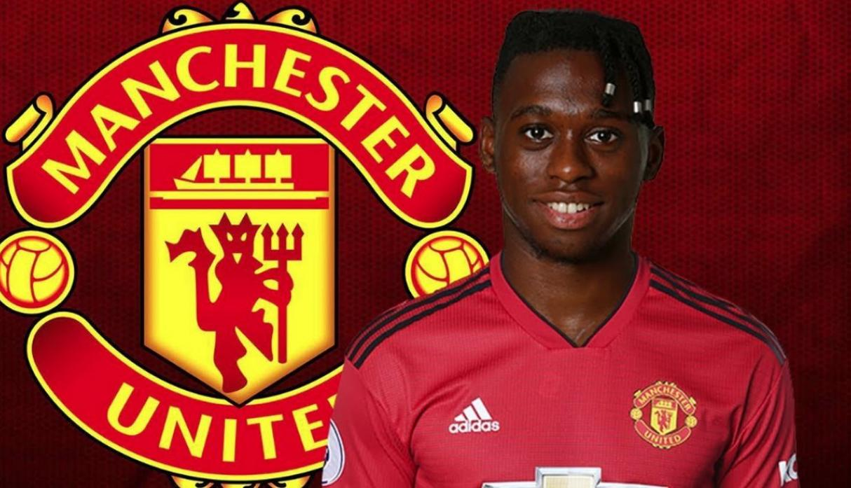 Aaron Wan-Bissaka | Manchester United | 55 millones de euros. (Getty Images)