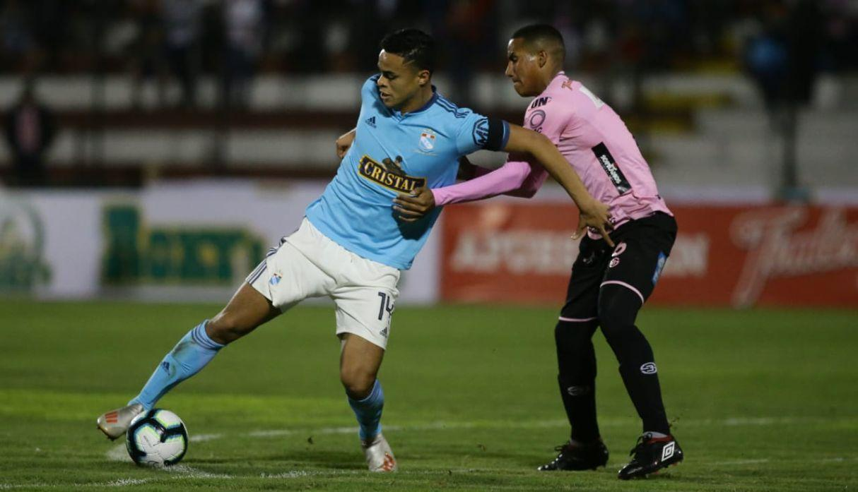 Sporting Cristal vs. Sport Boys