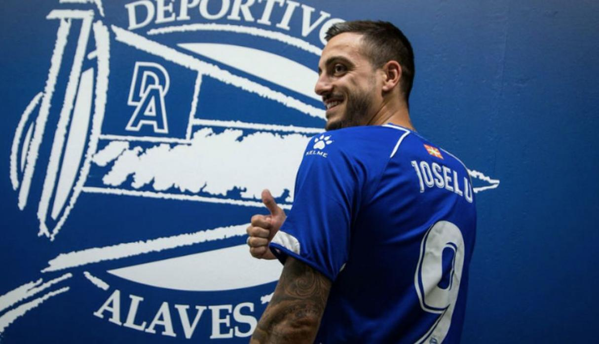 Joselu | Alavés. (Getty Images)