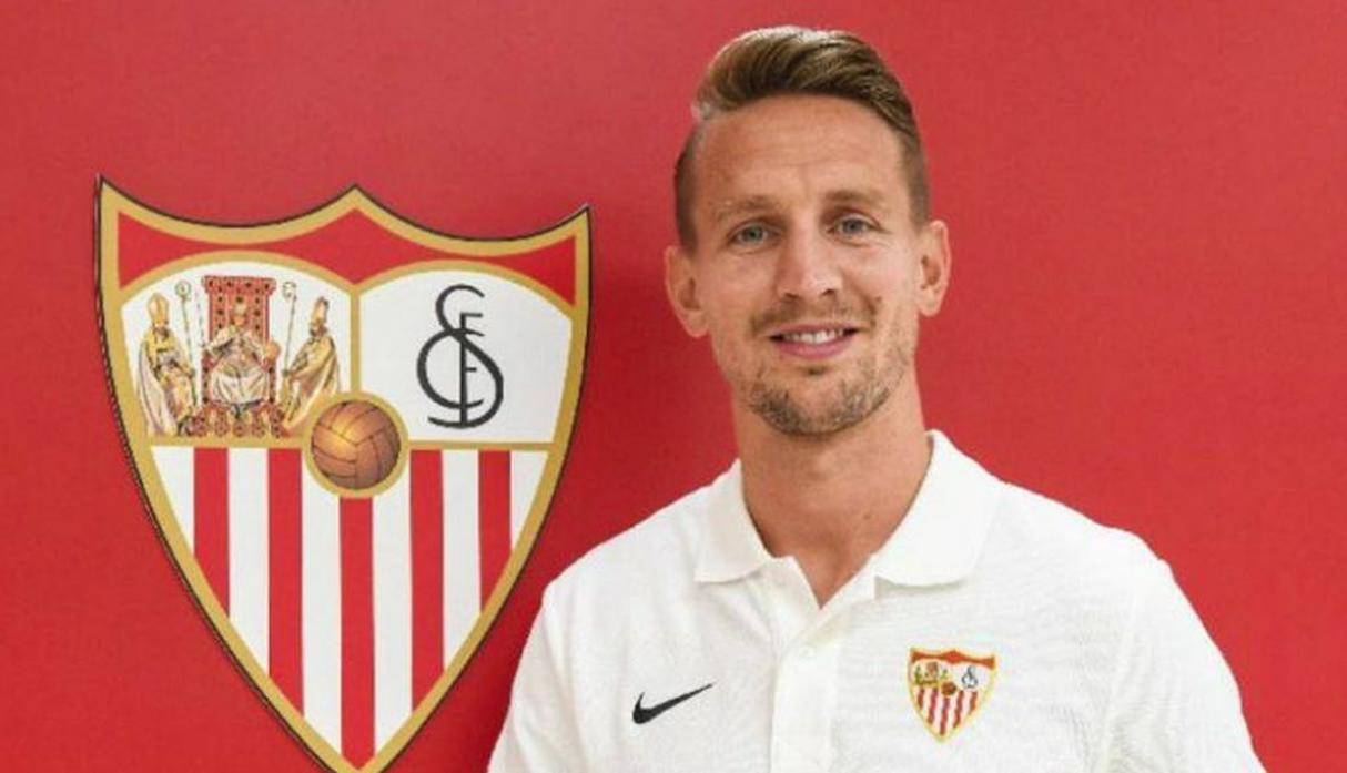 Luuk de Jong | Sevilla. (Getty Images)
