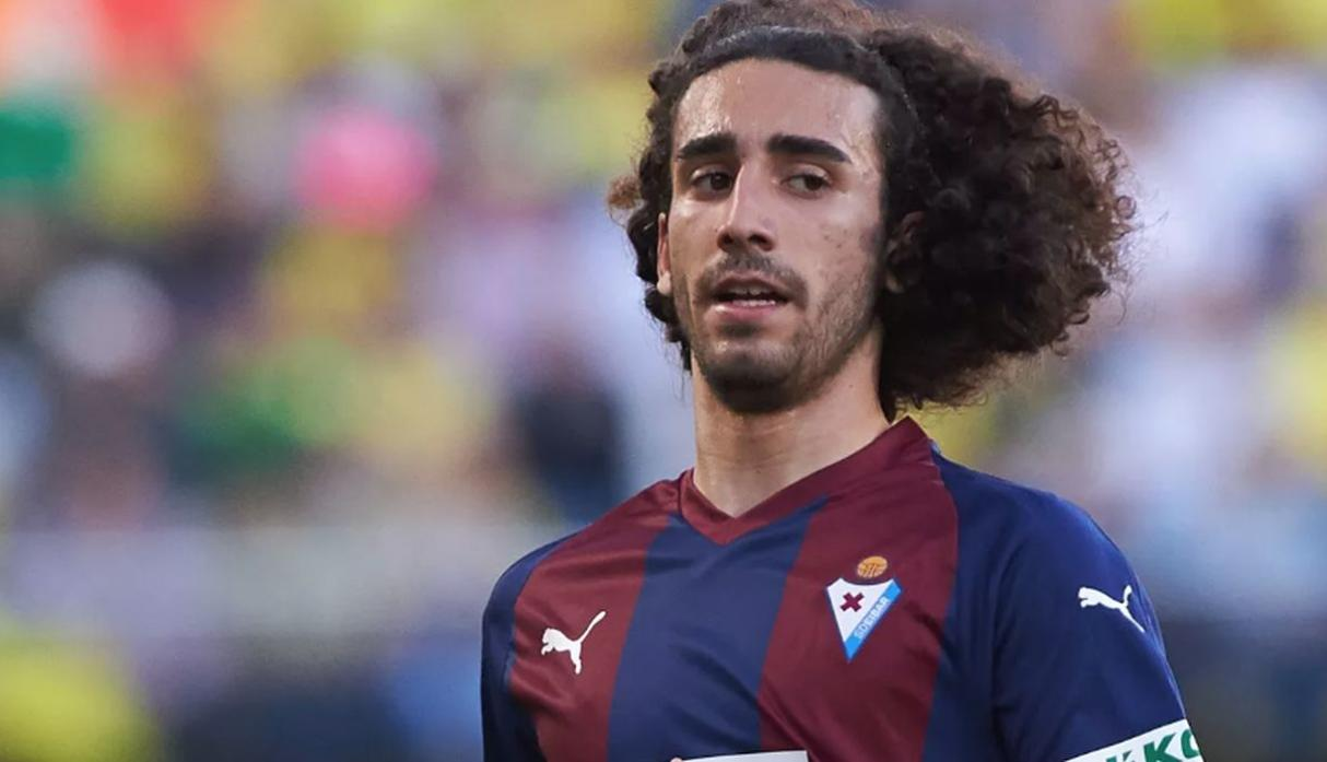 Marc Cucurella | Getafe. (Getty Images)