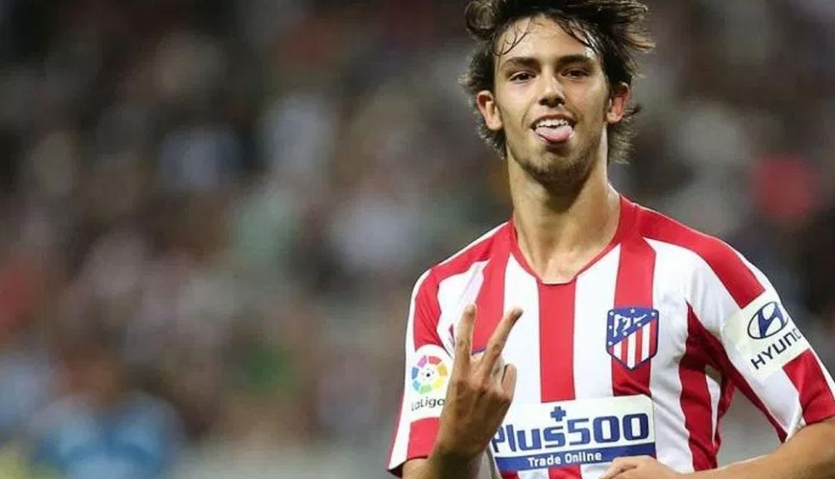 Joao Félix | Atlético de Madrid. (Getty Images)