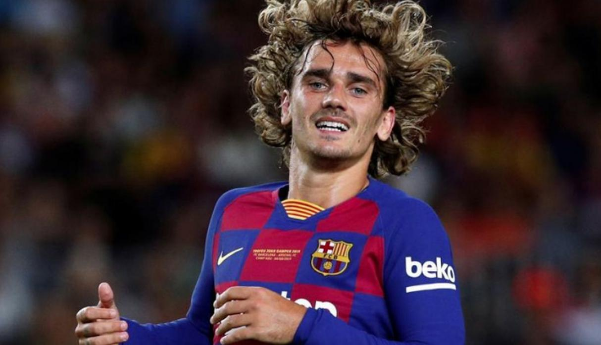 Antoine Griezmann | Barcelona. (Getty Images)