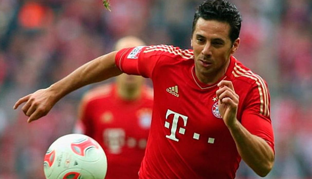 Claudio Pizarro. (Getty Images)