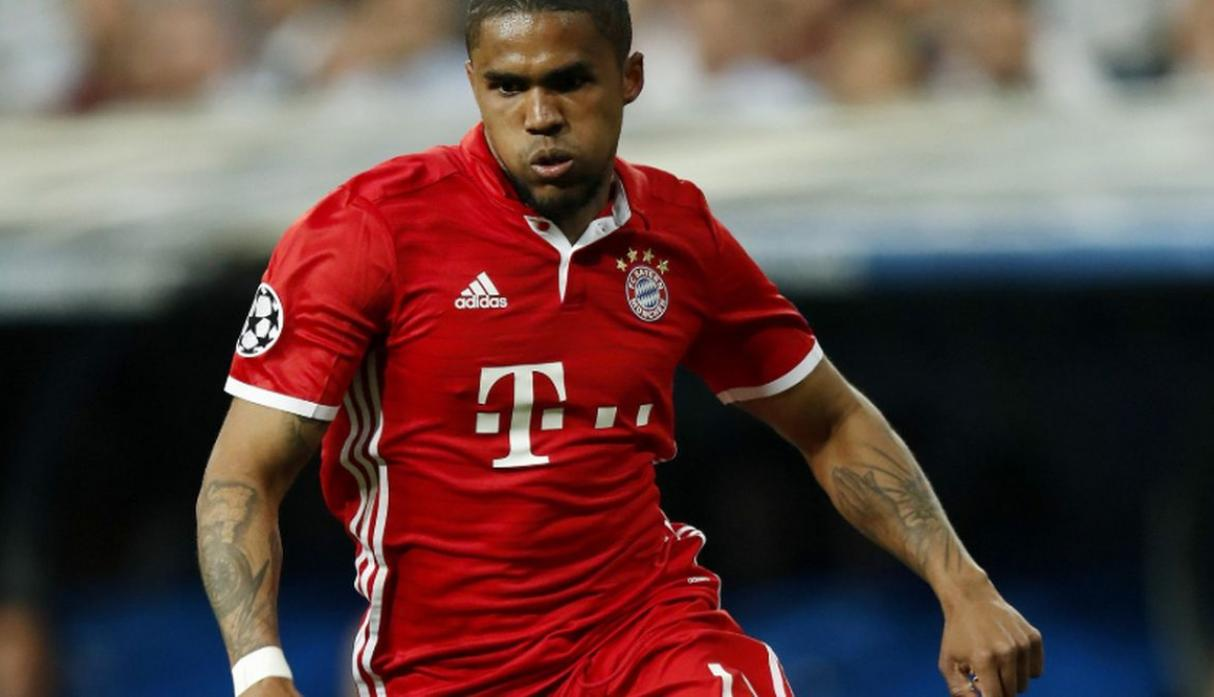 Douglas Costa. (Getty Images)