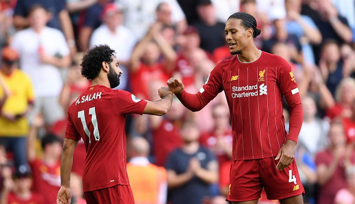 Liverpool venció al Arsenal en la Premier League y sigue intratable. (Getty)