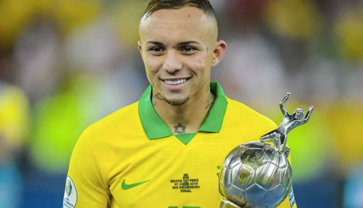Everton Sousa | Brasil. (Getty Images)